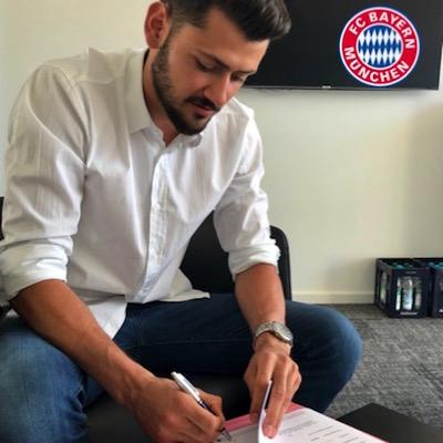 Netolitzky wechselt zu den Bayern