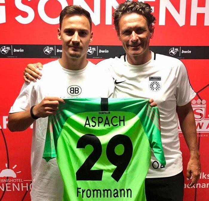 Frommann wechselt nach Großaspach