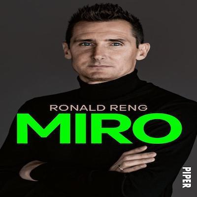 """Ronald Reng kündigt sein neues Buch """"MIRO"""" an"""