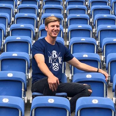 Klewin wechselt zum DSC Arminia Bielefeld
