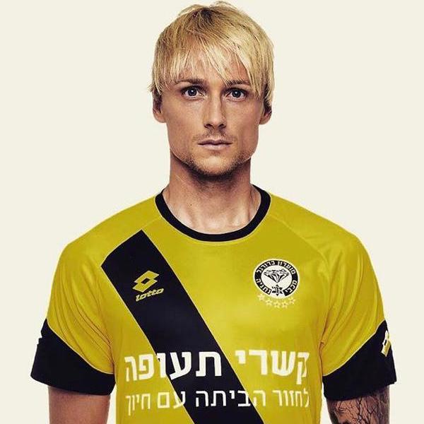 Tim Heubach verlängert Vertrag in Israel