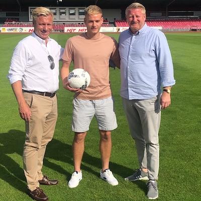 Jannes Hoffmann wechselt zu Fortuna Köln
