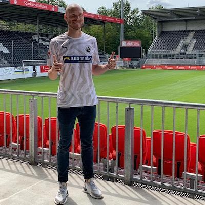Nauber wechselt zum SV Sandhausen