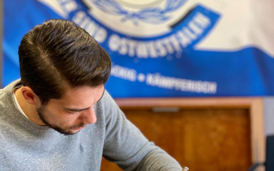 Ortega verlängert bei Arminia Bielefeld