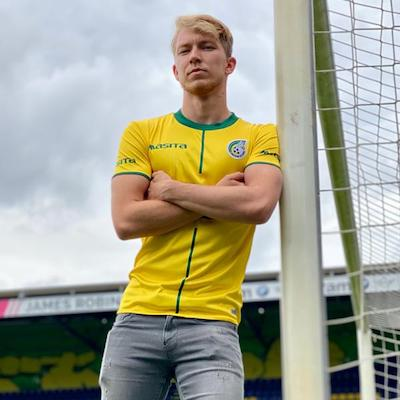 Joshua Wehking zieht es in die Eredivisie