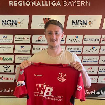 Joshua Endres wechselt zum TSV Aubstadt