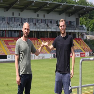 Fabian Baumgärtel bleibt in Elversberg