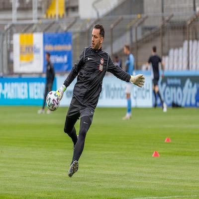 Sven Höh wird Torwarttrainer beim Hamburger SV