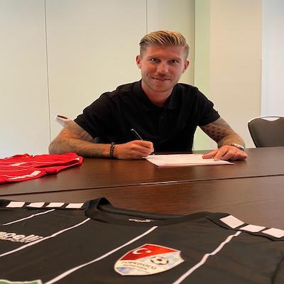 Philip Türpitz wechselt zu Türkgücü München
