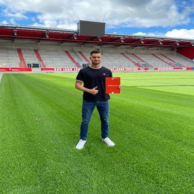 Christian Schmidt wechselt zu Jahn Regensburg