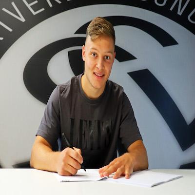 Gabriel Weiß wechselt zum SV Elversberg